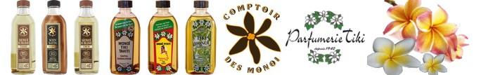 Le monoi par CouleurTropiques.com