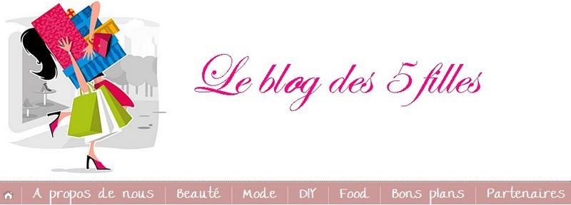 blog des 5 filles