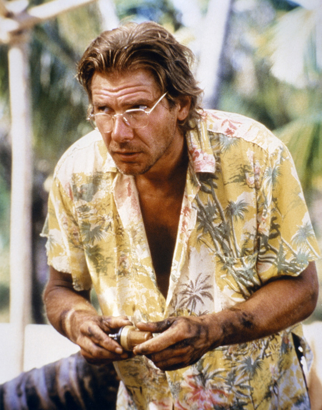 Harrisson-Ford-en-chemise-Hawaienne