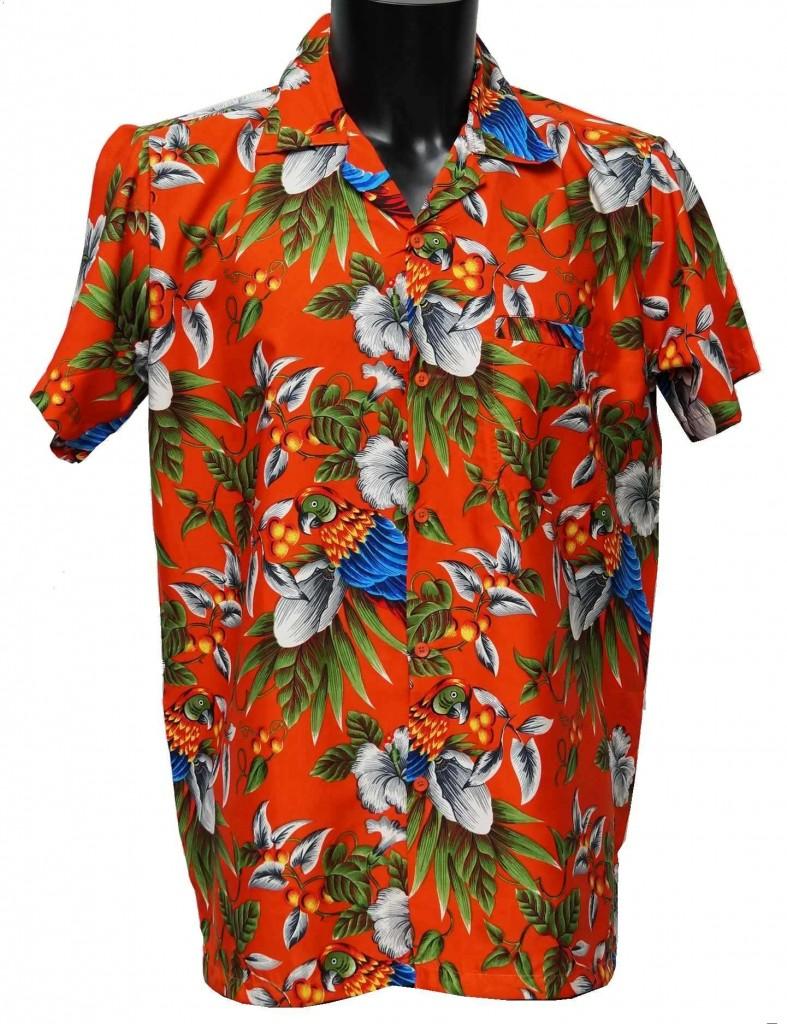 Chemises à fleurs ... Pas cher.   Couleur Tropiques 2a2719e4cf02