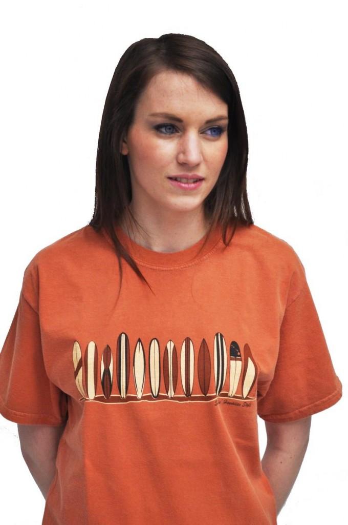 T-shirt-hawaien