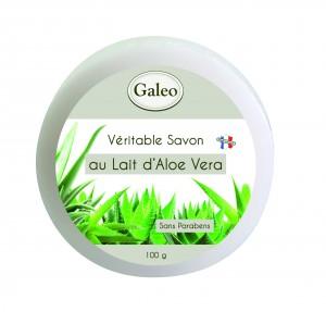 30727 Lait d'Aloe Verasavon-galeo