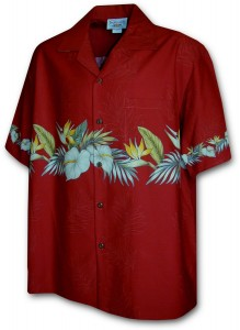 chemise-hawaienne-rouge