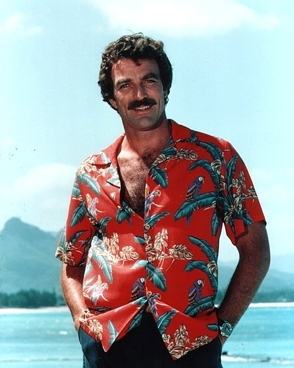 acheter mieux code promo nouveaux prix plus bas chemise hawaienne ...JUNGLE BIRD MAGNUM la chemise de Tom Sellec